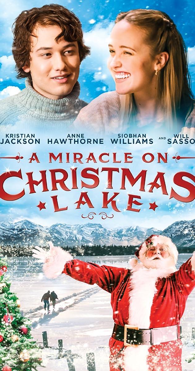 A Miracle on Christmas Lake (2016) - IMDb