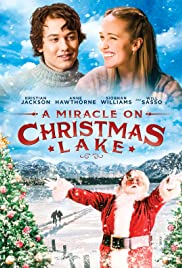 A Miracle on Christmas Lake Poster