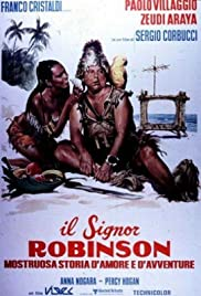 Il signor Robinson, mostruosa storia d'amore e d'avventure (1976) Poster - Movie Forum, Cast, Reviews