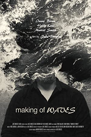 Making of Waves Poster