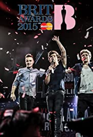 The Brit Awards 2015 Poster