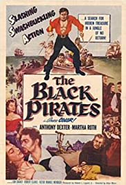The Black Pirates Poster