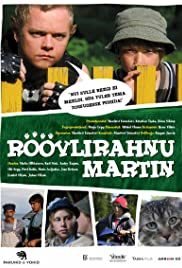 Röövlirahnu Martin Poster