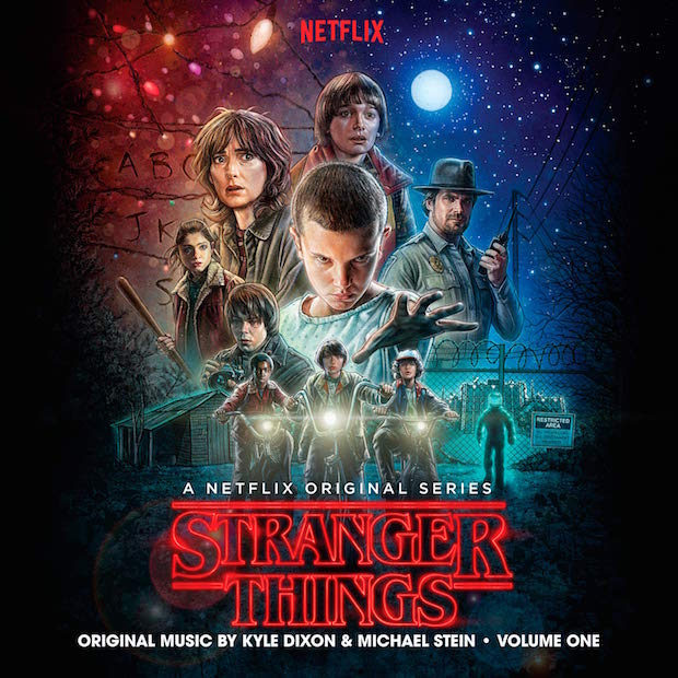 Stranger Things de Matt et Ross Duffer