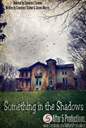 Something in the Shadows poster