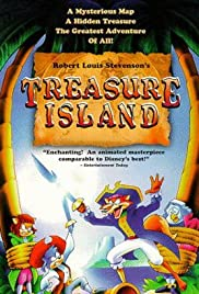 The Legends of Treasure Island Poster