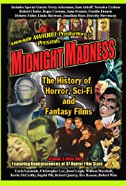 Midnight Madness: The History of Horror, Sci-Fi & Fantasy Films Poster