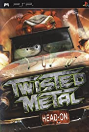 Twisted Metal: Head-On Poster