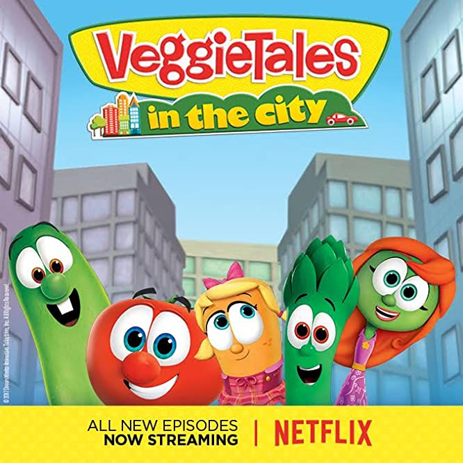 VeggieTales in the City (2017)