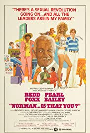 Norman... Is That You?(1976) Poster - Movie Forum, Cast, Reviews