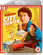 City Hunter poster