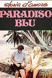 Paradiso Blu Poster