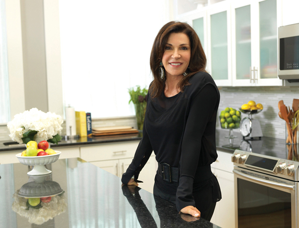 hilary farr hairstyle