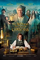 The Man Who Invented Christmas (2017) Poster
