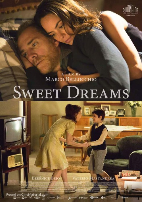 Fai bei sogni (Sweet Dreams) poster do filme