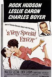 A Very Special Favor(1965) Poster - Movie Forum, Cast, Reviews