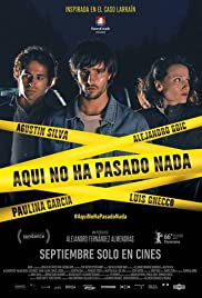 Aquí no ha pasado nada(2016) Poster - Movie Forum, Cast, Reviews