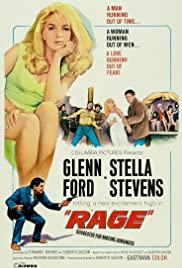 Rage (1966) Poster - Movie Forum, Cast, Reviews