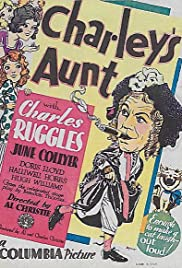 Charley's Aunt (1930) Poster - Movie Forum, Cast, Reviews