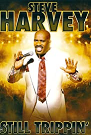 Steve Harvey: Still Trippin' Poster