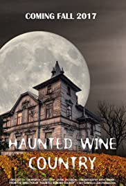 Haunted Wine Country Poster