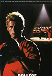 College Kickboxers (1991) Poster - Movie Forum, Cast, Reviews
