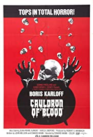 Cauldron of Blood Poster
