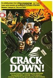 Crackdown Poster