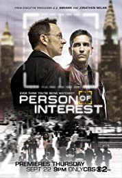 Person of Interest - Season 1 poster