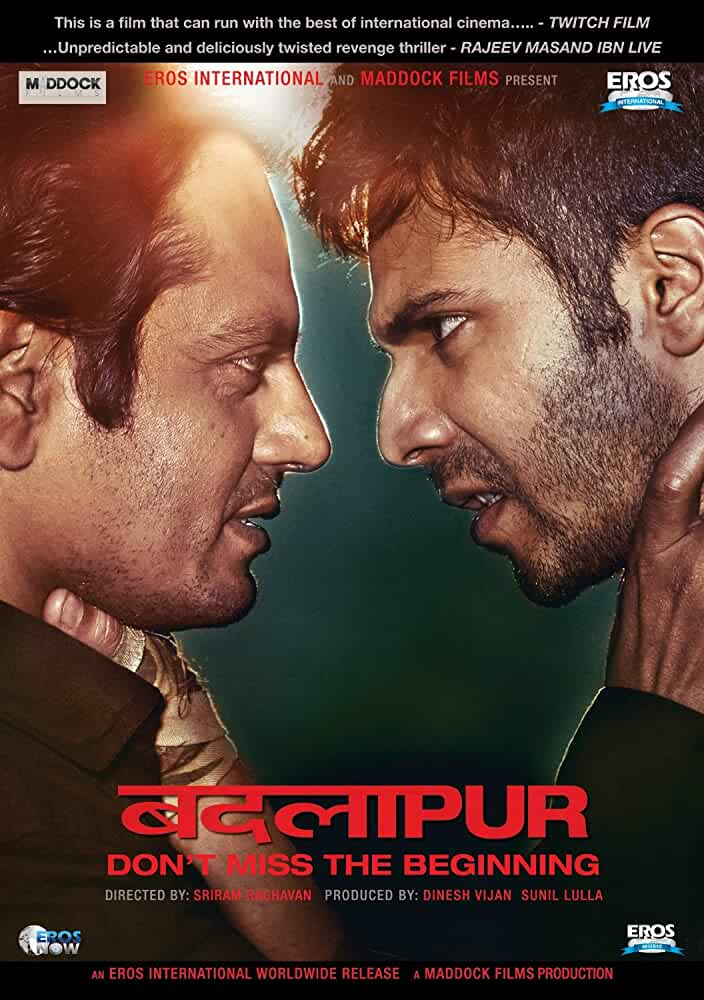 Badlapur 2015 Full Hindi Movie Download 720p BluRay 950MB
