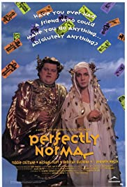 Perfectly Normal (1990) Poster - Movie Forum, Cast, Reviews