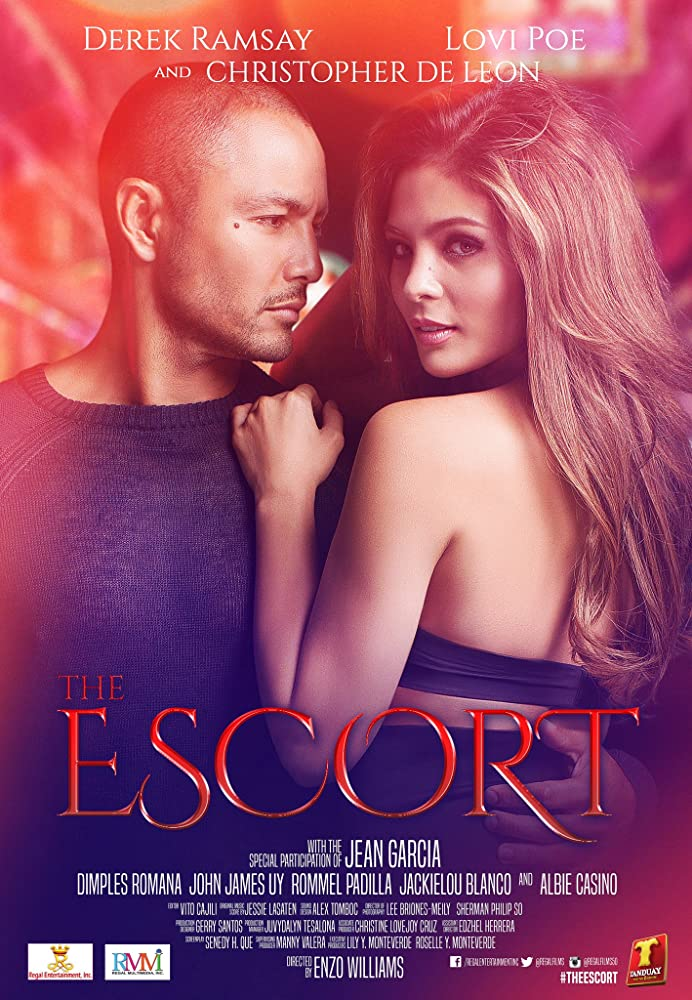 The Escort (2016) HDRip