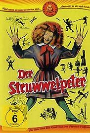 Der Struwwelpeter Poster