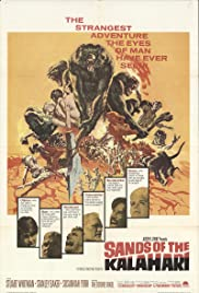 Sands of the Kalahari (1965) Poster - Movie Forum, Cast, Reviews