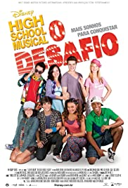 High School Musical: O Desafio Poster