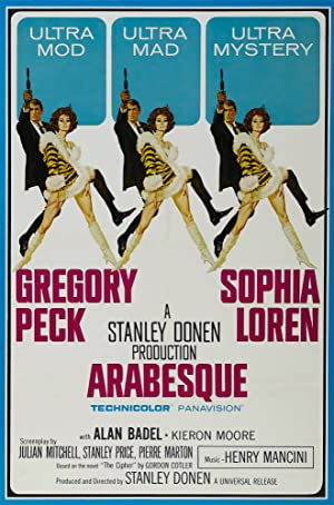 Arabesque poster