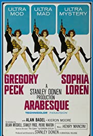 Watch Movie Arabesque (1966)