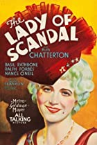 Image of The Lady of Scandal