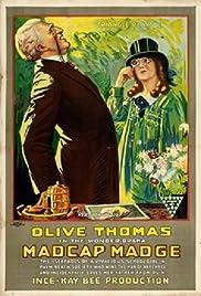 Madcap Madge Poster