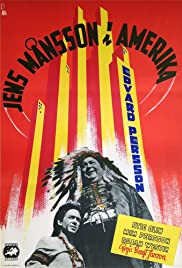 Jens Mansson in America Poster