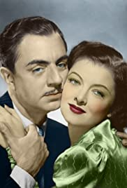 Myrna Loy Remembered Poster