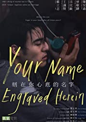 Your Name Engraved Herein (2020) poster