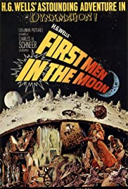 First Men in the Moon (1964) Poster - Movie Forum, Cast, Reviews