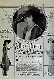 A Dark Lantern Poster