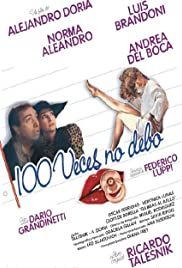 Cien veces no debo (1990) Poster - Movie Forum, Cast, Reviews