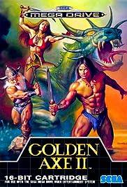 Golden Axe II Poster