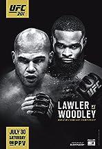 UFC 201: Lawler vs. Woodley