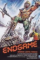 Image of Endgame - Bronx lotta finale