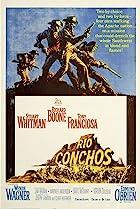 Rio Conchos (1964) Poster