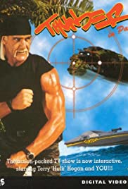 Thunder in Paradise Interactive Poster